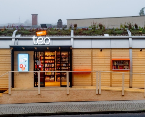 teegut...teo – Innovatives Store-Konzept